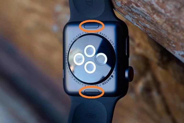 Thay dây đồng hồ thông minh