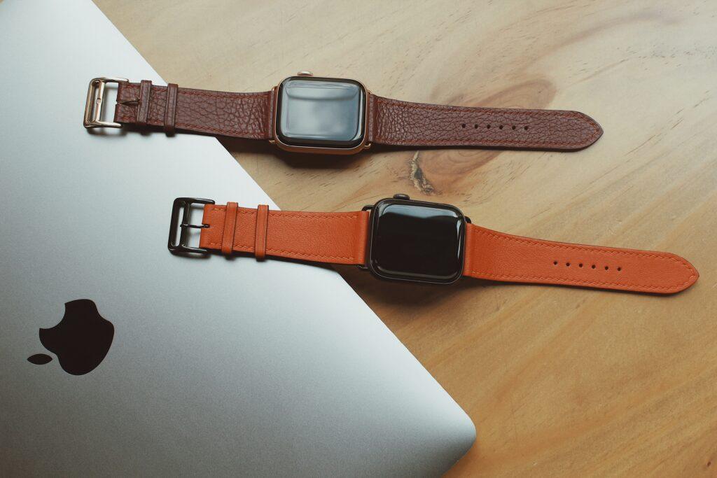 Dây da Apple Watch Charles